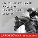 Ogólnopolskie Zawody WKKW 11-12.06.2016